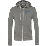 Eco Full Zip Hooded Sweatshirt