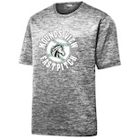 *Jersey 2 ADULT REQUIRED Electric Heather Tee