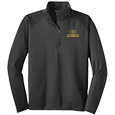 Mens 1/2 Zip Performance Pullover