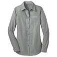 Port Authority® Ladies Chambray Shirt